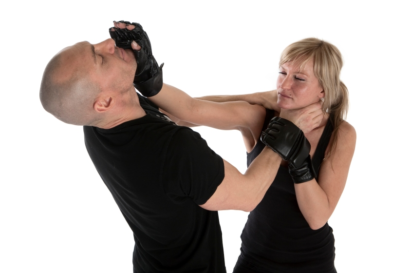 non lethal self defense